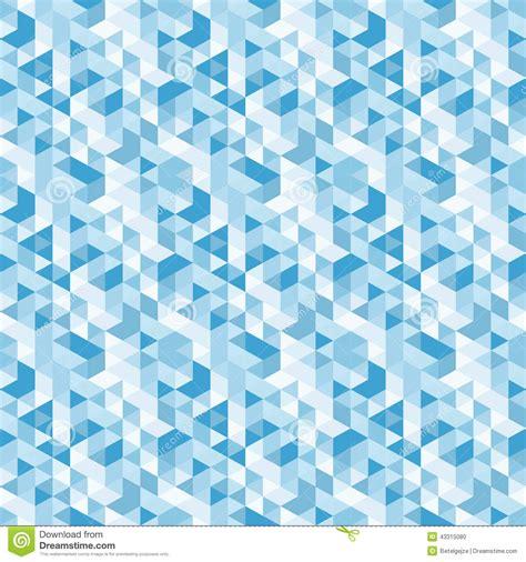 pattern blue vector blue mosaic vector seamless pattern vector illustration