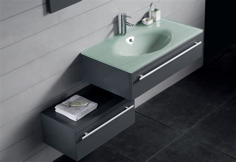 Modern Bathroom Vanity Triton Modern Sink Cabinets For Bathrooms