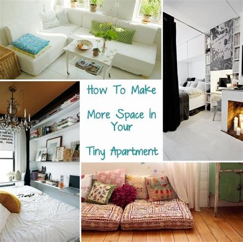 how to make more space in your bedroom how to make more space in your tiny apartment just