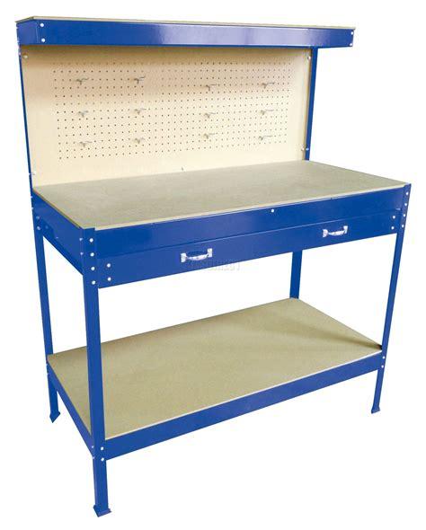 metal storage bench uk steel garage tool box work bench storage pegboard shelf
