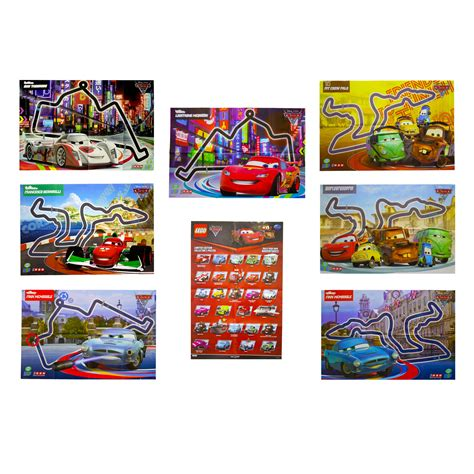 Disney Character Car Goods Collection Baby In Car Mickey Swing Message disney cars 2 poster wall pack characters