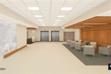 reston emergency room a look inside reston hospital center s 72 million expansion is underway reston now