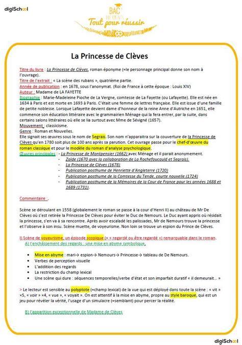 Exemple De Lettre Bac Francais Exemple De Fiche De R 233 Vision Bac Fran 231 Ais Studies