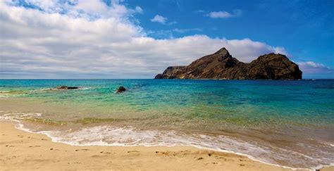 clima porto santo plage de calheta