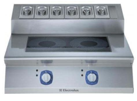 induction cooker on rent electrolux 700xp induction cooker 2 plate with ingredient station e7ineh2f0p commercial