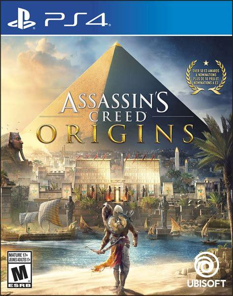 Ps4 Assassin S Assassins Creed Origins Kaset Bd Reg 3 assassin s creed origins ps4 best price in bangladesh pxngame