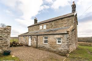 northumberland cottage which was cut in the 1950s is