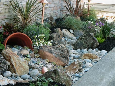 Garten Mit Steine Gestalten by Gartengestaltung Mit Steinen Einen Wervollen Garten Schaffen