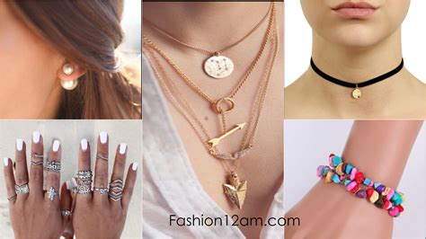 trends fashion jewellery trends fashions
