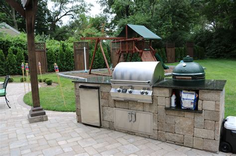 st louis hardscape outdoor kitchen and grill islands st louis hardscaping