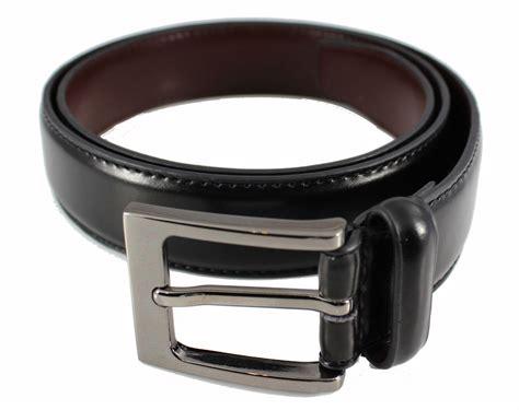 mens dress genuine leather belt width 1 1 8 quot dyb2070 ebay