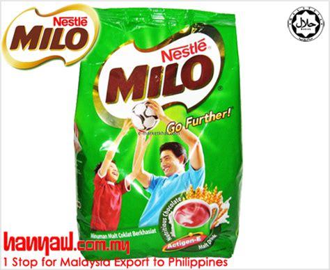Nestle Milo Malaysia 1 1 Kg nestle milo chocolate drink 1kg hanyaw malaysia 1 stop
