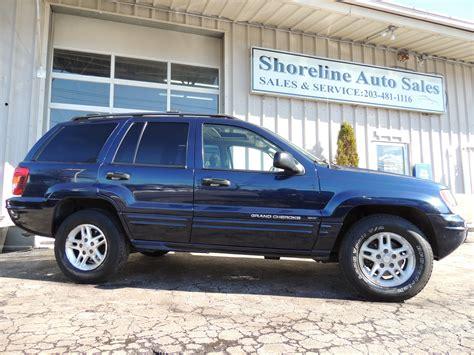 jeep special edition 2004 jeep grand special edition shoreline auto