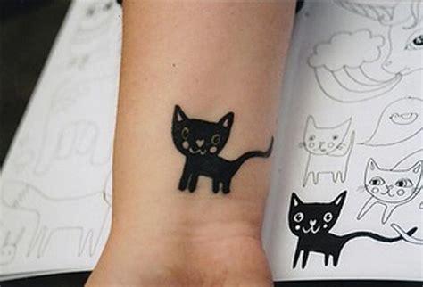 tattoo little cat amigas para sempre tattoo do dia