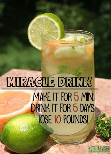 Fast Track One Day Detox Diet Miracle Juice Recipe by Miracle Drink Make It For 5 Minutes Drink It For 5 Days