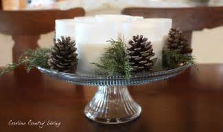 winter centerpieces for tables carolina country living simple winter centerpiece
