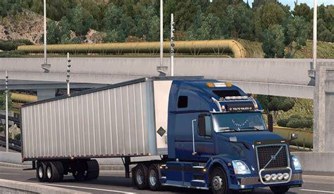 volvo vnl     ats ats mod american truck simulator mod