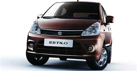 maruti suzuki estilo on road price maruti suzuki estilo vxi bs iv petrol car review