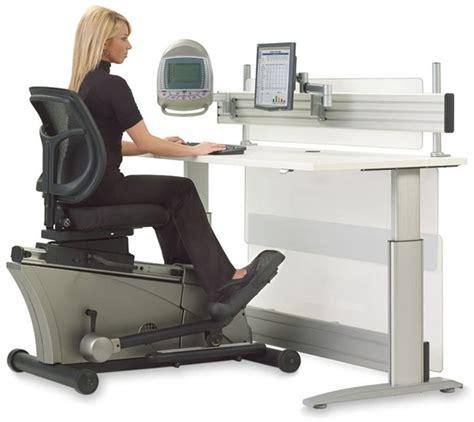Elliptical Machine Adjustable Height Desk The Green Head Adjustable Height Work Desk