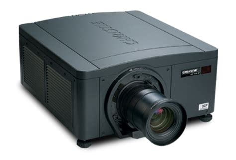 Proyektor Christie christie ds 10k m 3 chip sxga dlp projector christie visual solutions