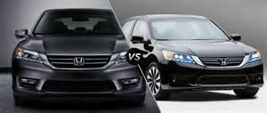 Honda Accord Ex Vs Lx Honda Accord Lx Vs Honda Accord Ex