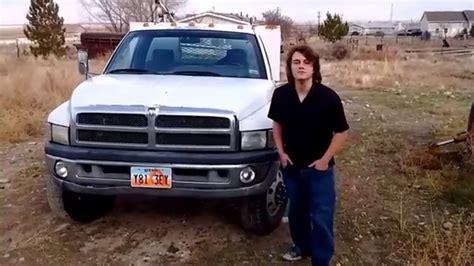 cummins truck 2nd truck 2nd dodge cummins 12 valve 4x4 5spd
