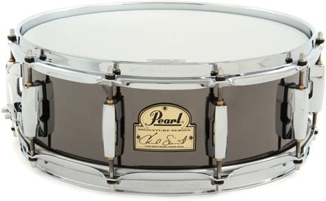 Snare Drum Pearl Signature Series Chad Smith pearl chad smith signature snare drum 5 quot x14 quot sweetwater