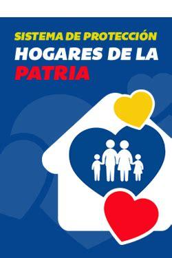 Para Consultar Hogares De La Patria | mision hogares de la patria