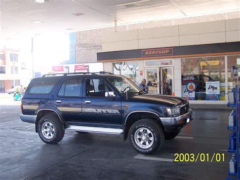 1995 Toyota 4runner Tire Size 1995 Toyota 4runner Vin Jt3vn29v4s0060713