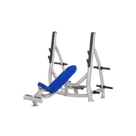 hoist incline bench hoist fitness cf 3172 incline olympic bench krt