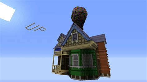 up movie house quot up quot house from the movie quot up quot minecraft project