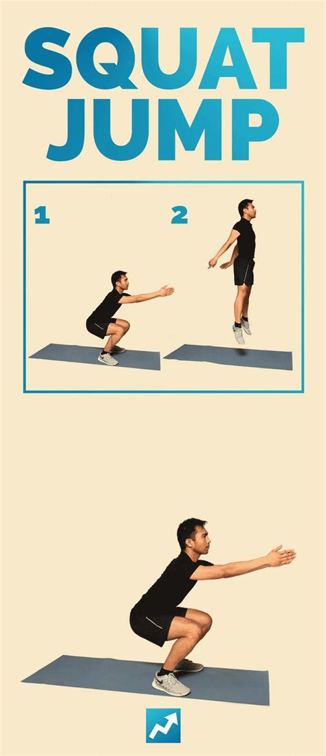 17 best ideas about jump squats on