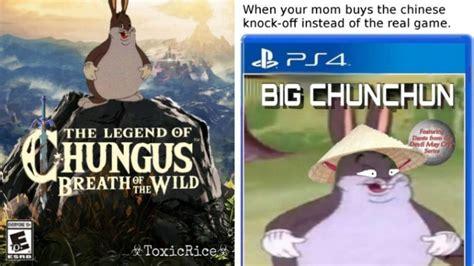 big memes 30 hilarious big chungus memes big bugs bunny is