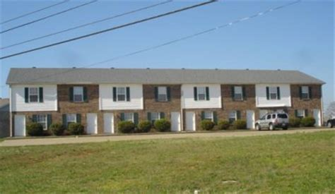 Apartment Guide For Tn Audrea Townhomes Apartment In Clarksville Tn