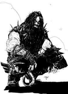 Dc Premium 1010 lobo dc comics lobo by rubrduk dap of lobo