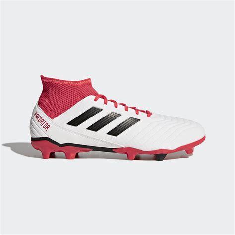 Adidas Trackers Boots adidas predator 18 3 firm ground boots white adidas uk
