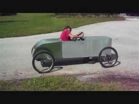 Handmade Car - car drive with bodywork