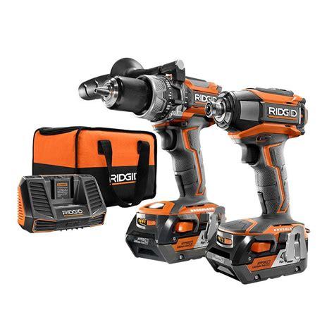 ridgid gen5x brushless 18v compact hammer drill driver 3