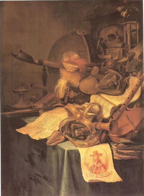 vincent laurensz der vinne vanit礬 avec une couronne royale 3 3 5 poursuite de vent 233 risme et baroque