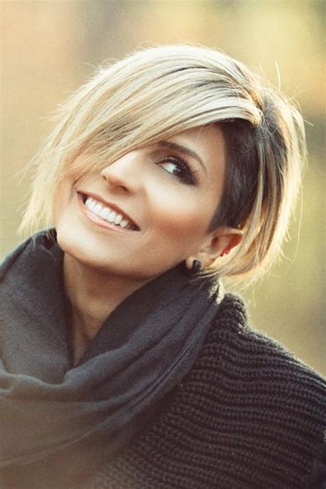short bob haircuts shaved on one side asymmetrical bob with shaved side hairstylegalleries com