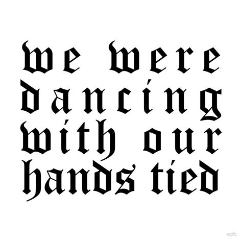 taylor swift dancing with our hands tied indir quot taylor swift we were dancing with our hands tied quot by