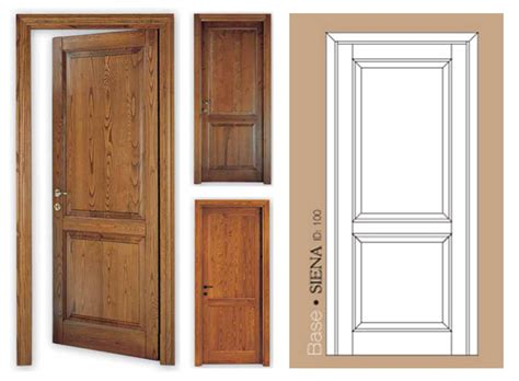 porte interne classiche legno sp porte porte in legno massello classiche o moderne
