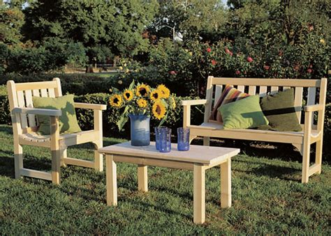 Cedar Patio Furniture Sets Garden Furniture Cedar Benches And Chairs