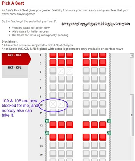 airasia x flight seat layout digest quot free quot a seat on airasia