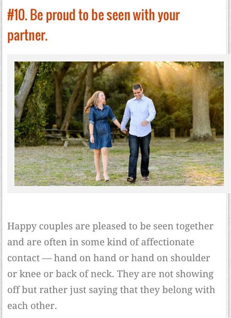 Habits Of Happy Couples by Musely