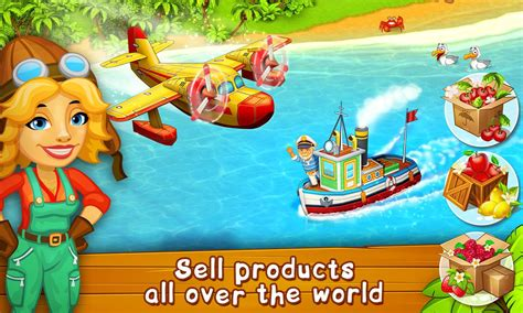 android game mod paradise hay day farm paradise hay island bay android apps on google play