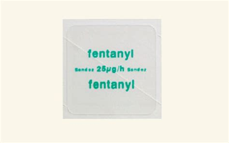 Fentanyl Detox With Suboxone by Fentanyl Patches Opiate Addiction Treatment Resource