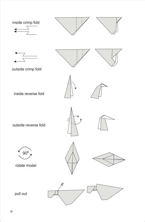 Basic Folds Of Origami - origami