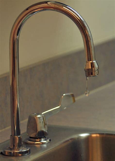 Leaky Sink by How To Prevent Water Damage From Appliances And Plumbing