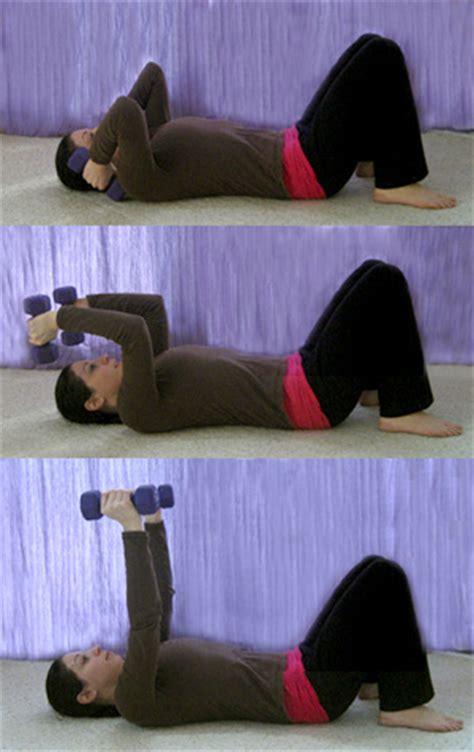 Skull Crushers On Floor by Weekly Challenge Weightwise